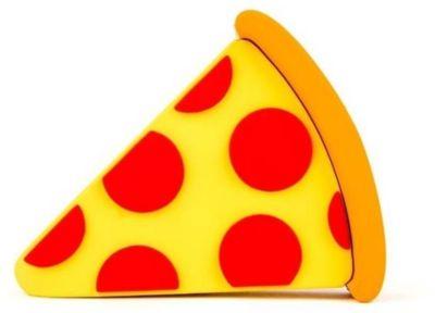 Batterie Externe mojipower powerbank 2600 mah emoji pizza
