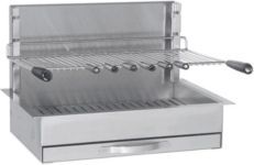 Gril FORGE ADOUR encastrable inox 961.66