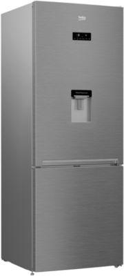 Réfrigérateur combiné Beko RCNE520E30DZXP