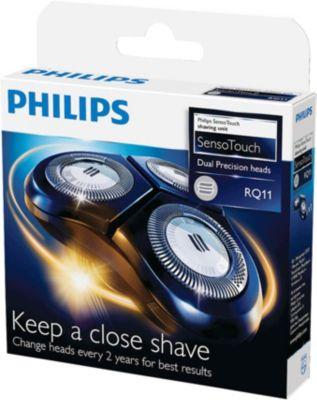 Tête de rasage Philips nouvelle génération RQ11/50