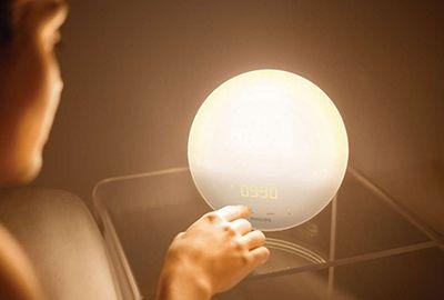 Eveil-lumière PHILIPS HF3520/01