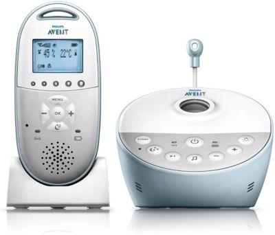 Babyphone Philips scd580/00