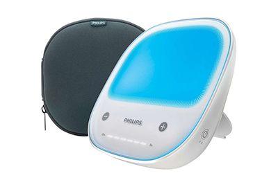Luminothérapie PHILIPS HF3430/01 ENERGY UP Bleu
