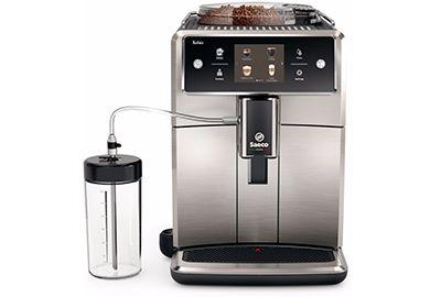 Saeco xelsis sm7683 00 expresso broyeur boulanger - Machine a cafe boulanger ...