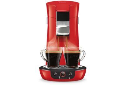 Cafetière PHILIPS HD6563/83 VIVA CAFE ROUGE