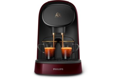Expresso PHILIPS LM8012/80 L OR BARISTA ROUGE