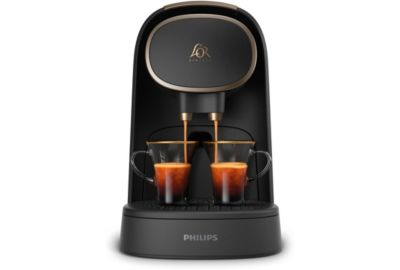 Expresso PHILIPS LM8016/90 L OR BARISTA NOIR