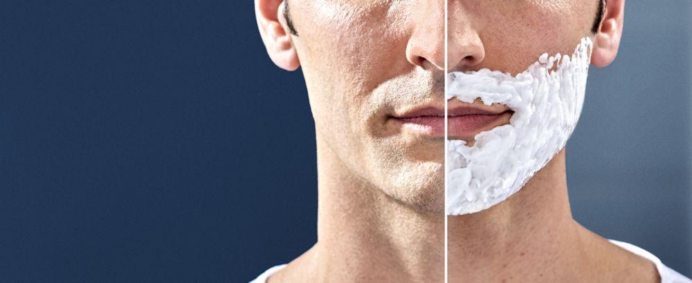 3 modes de rasage