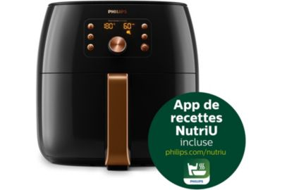 Friteuse PHILIPS Airfryer XXL HD9860/90