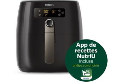 Friteuse PHILIPS Airfryer HD9745_01