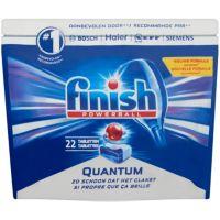 Tablette FINISH Sachet de 22 tabs PowerBall Quantum