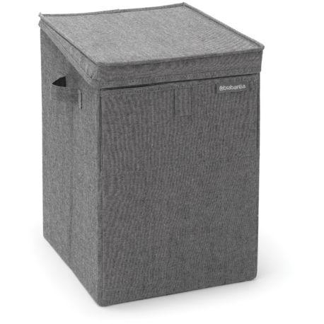Panier BRABANTIA empilable noir 35 litres