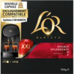 Capsules L'OR L'OR BARISTA DOUBLE SPLEND