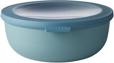 Boîte de conservation mepal multi usage cirqula 1250 ml nordic green