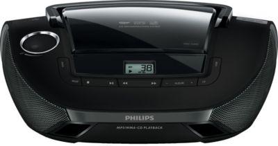 Radio CD Philips AZ1837