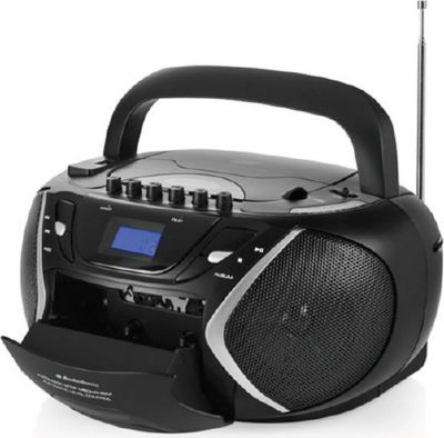 audiosonic radio cassette cd usb mp3 noir cd1596 radio boulanger. Black Bedroom Furniture Sets. Home Design Ideas