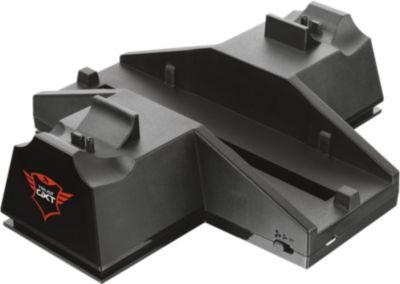 Accessoire Trust support ventilé + station de charge ps4