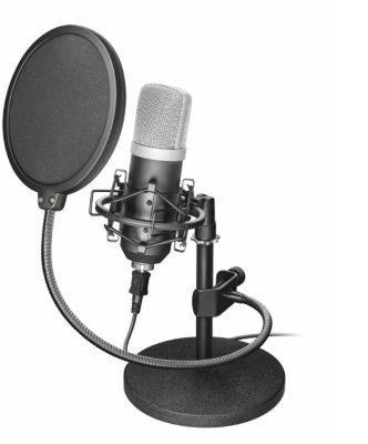 Microphone Trust Emita microphone de studio usb