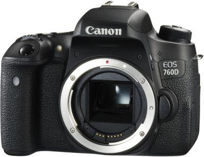Appareil photo Reflex Canon EOS 760D Nu + Objectif pour Reflex Canon EF-S 18-135mm f/3.5-5.6 IS