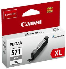 Cartouche d'encre Canon CLI571 XL GRIS