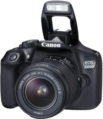 Appareil photo Reflex Canon EOS 1300D + 18-55mm DC