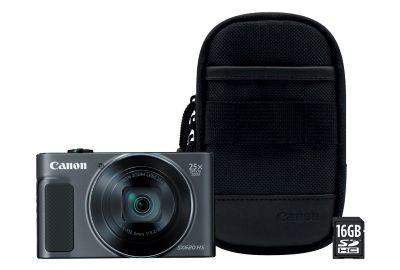 APN CANON SX620 HS Noir + Etui + SD 16Go