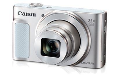 APN CANON Pack SX620 HS Blanc + Etui + SD 16Go