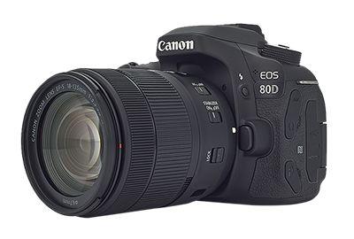 Reflex CANON EOS 80D + 18-200 IS