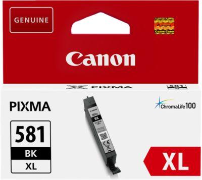 Cartouche d'encre Canon CLI581 Noir XL