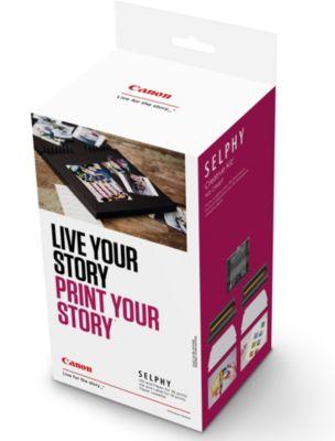 Cartouche d'encre Canon Kit créatif SELPHY