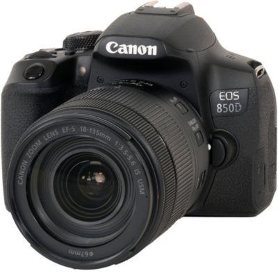 Appareil photo Reflex Canon EOS 850D + 18-135mm IS USM