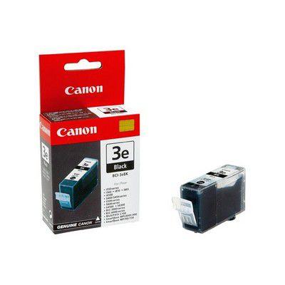 Cartouche d'encre Canon BCI3E Noire
