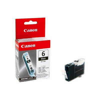 Cartouche d'encre Canon BCI6 Noire
