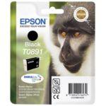 Cartouche EPSON T0891 Noire série Singe