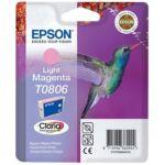 Cartouche EPSON T0806 Magenta Clair séri