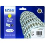 Cartouche EPSON 79XL Jaune Tour de Pise