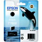 Cartouche EPSON T7608 noir mat Orque