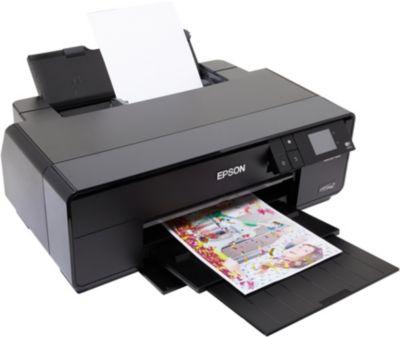 Imprimante Jet d'encre epson sc-P600 photo a3+