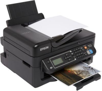 Imprimante jet d'encre Epson WF-2630WF