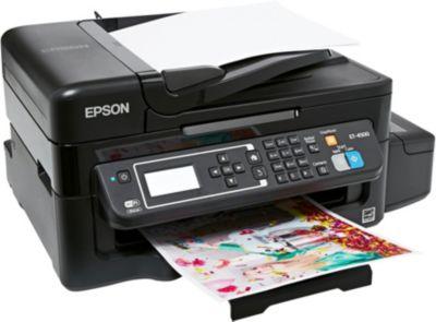 Imprimante jet d'encre Epson EcoTank ET-4500