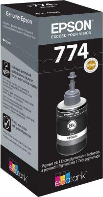 Cartouche d'encre Epson Ecotank Bout. Noire T7744