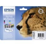 MultiPack EPSON T0715 série Guépard