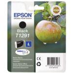 Cartouche EPSON T1291 Noire série Pomme