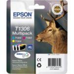 MultiPack EPSON T1306 (C/M/J) série cerf