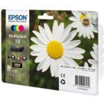 Pack EPSON T1806 (N/C/M/J) Série Paquer