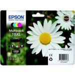 Pack EPSON T1816 XL (N/C/M/J) série Paqu