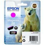 Cartouche EPSON T2613 Magenta Série Ours