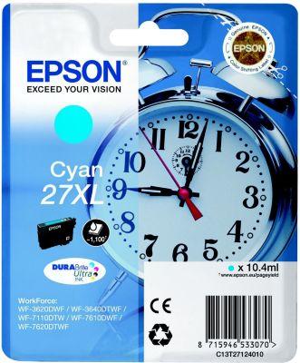 Cartouche d'encre Epson T2712 Série Réveil : Cyan XL