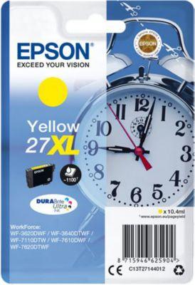 Cartouche d'encre Epson T2714 Série Réveil : Jaune XL