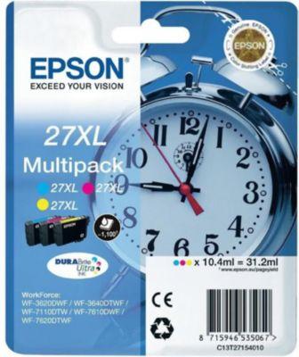 Cartouche d'encre Epson T2715 Série Réveil (C/M/J)